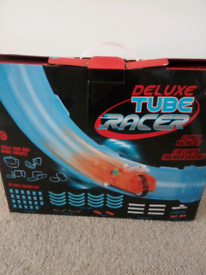 Kids Toy Racing Set - Tube Racer