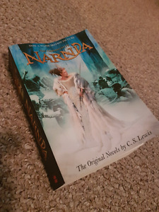 Chronicles of Narnia Book