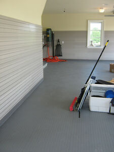 PVC Garage Flooring London Ontario image 3