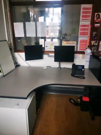 x4 Quality large office desk