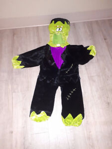 À vendre costume halloween Frankenstein