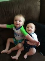 Looking For Sitter/Nanny For Two Boys.
