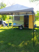 Rally open to all Vintage campers:  Boler Scamp Scotty Trillium