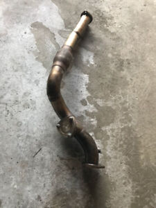 "3"" catted downpipe subaru wrx"