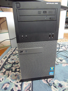 Dell optiplex 390 desktop for sale.