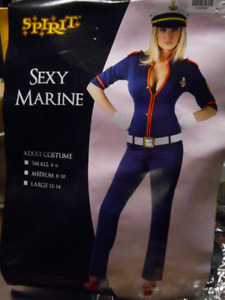 Ladies Halloween Costumes !!
