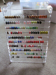 JEWELLERY DISPLAY  UNIT FOR EUROPEAN BEADS