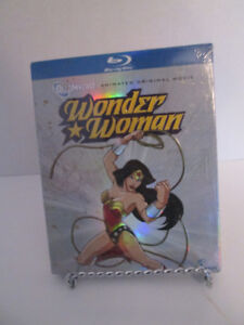 WONDER WOMAN ANIMATED MOVIE