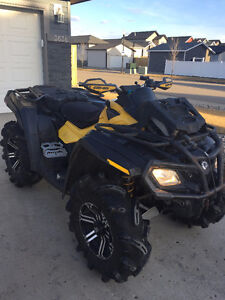 2011 Can-Am 800 XMR ATV/QUAD