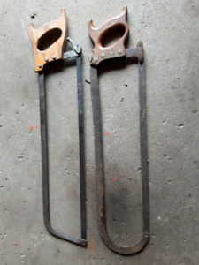 Meat Saws  - Collector's  Items