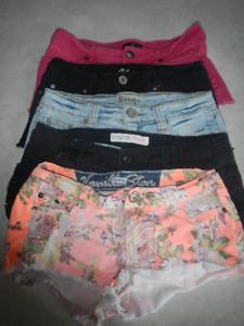 Shorts Size 3 women/youth