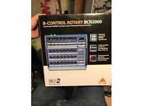 Behringer BCR2000 Rotary Midi Controller USB