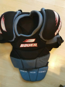 Large mens hockey chest protector. Great shape, very cheap.