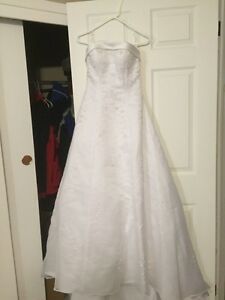Size 6 wedding dress Peterborough Peterborough Area image 3
