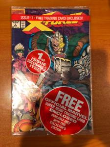 Assorted Marvel/DC Comic Books Lot (70's - 90's)