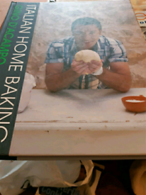 Gino D'Campo Italian Home Baking Book