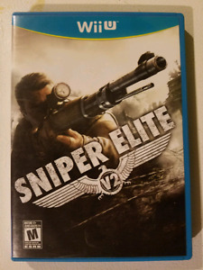 Wii u Sniper Elite $20