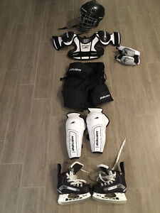 Boys small gently used equipment