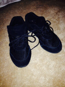 Skazz Hip Hop Shoes Black - Size 1
