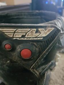 Fly Racing Maverick ATV Motocross Boots