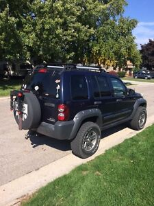2006 jeep liberty Renegade