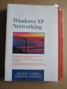 Windows XP Networking Book  New