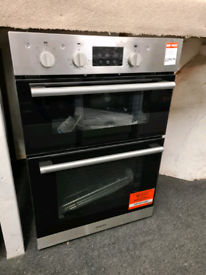 Brand New Hotpoint Class 2 DD2540IX 60cm Electric Built In Double Oven
