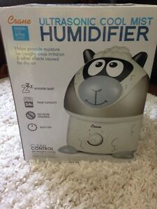 Cool mist humidifier for baby Windsor Region Ontario image 1