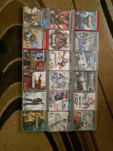 18 PS3 Games For Sale!!!