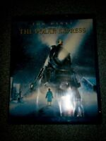 """The Polar Express"" animated Blu-Ray and Digital HD disk"