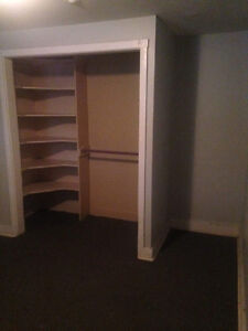 One room for rent in two bedroom apartment