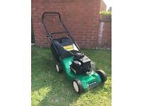 Petrol Push Lawnmower - Sold