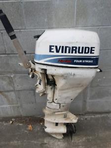 2003 9.9 4 stroke Evinrude $1,100