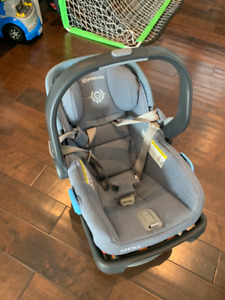2017 Uppababy Mesa - Henry (wool) Infant Car Seat