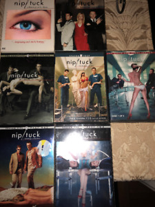 Nip/Tuck TV Seasons