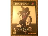 PS2 Soul Calibur 2