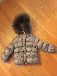 Gap Puffer Winter Jacket size 2