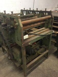 FREE- some type of roller machine