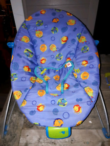 Bright Starts Electric Baby Bouncers