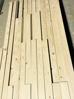 "6"" or 8"" Knotty Hemlock Floor for Sale"