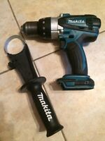 Makita 18v hammer drill big model DHP458 - tool only