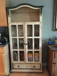 MExican Display cabinet!