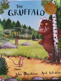 The gruffalo by Julia Donaldson and other books