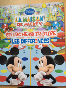 Livres Mickey Mouse