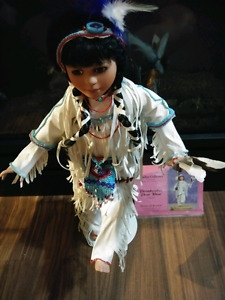 Porcelain Doll Collector For Sale