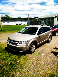 2009 Dodge Journey (Brand new M.V.I)