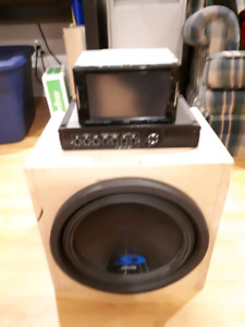 Complete sound system PRICE DROP