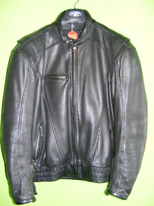 Joe Rocket - Perforated Leather Jacket - Med at RE-GEAR