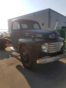 1949 ford F155