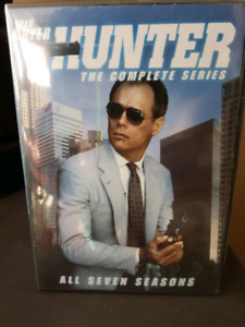 The Hunter complete TV Series DVD new